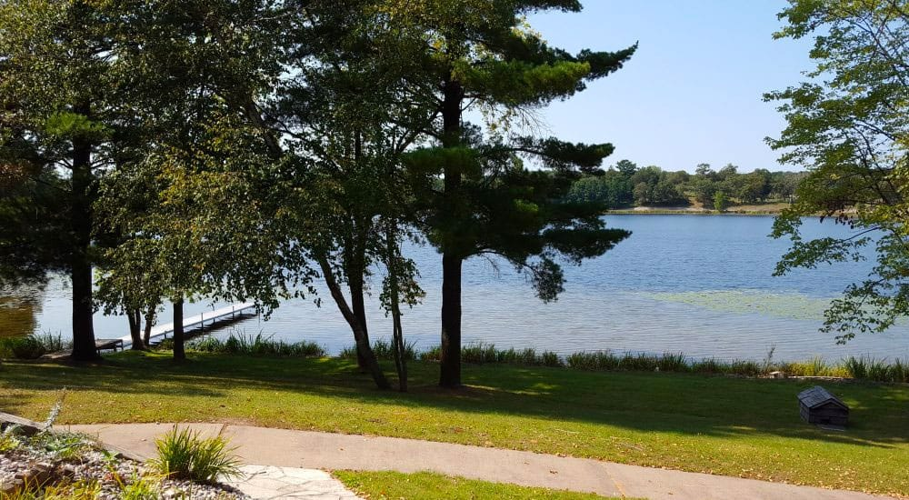 Lakefront Access with Private Dock